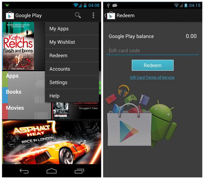Обновление приложений от Google: Gift Cards, Wishlist и Hangout для подростков