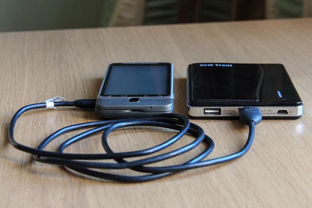 New Trent IMP-70D 7000 mAh - обзор внешнего аккумулятора