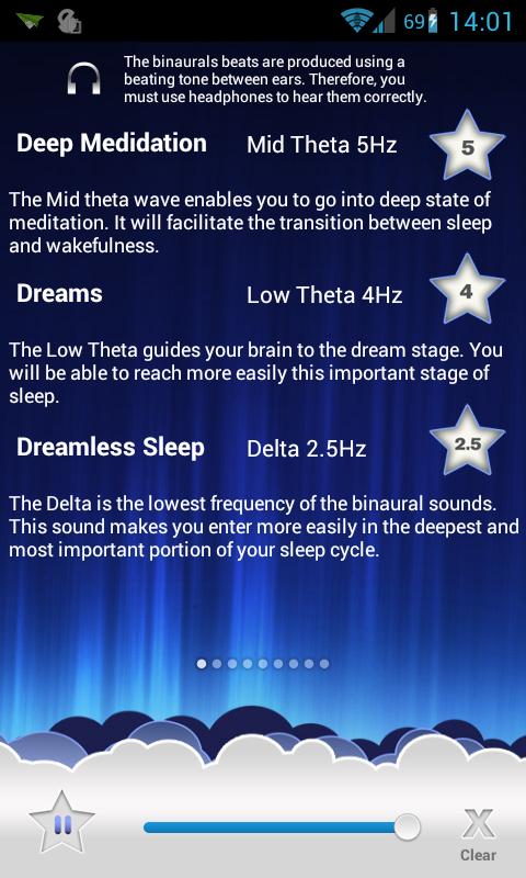 [Android] Relax Melodies - расслабляемся вместе со своим смартфоном
