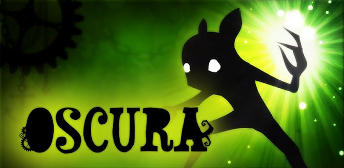 Oscura для Android - борьба света и тьмы