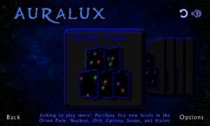 Auralux - одна из самых необычных стратегий в реальном времени для Android