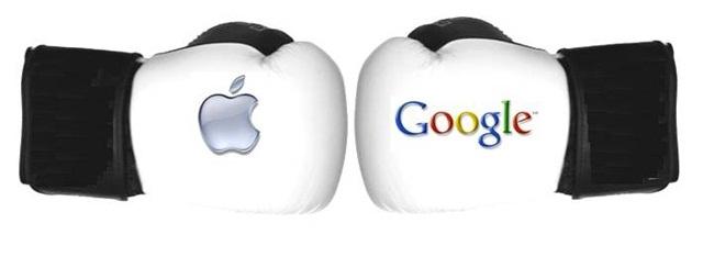 Современные экосистемы - битва за умы пользователей на примере Google и Apple