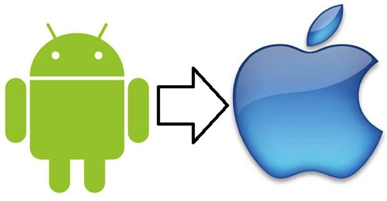 Миграции между осями - Переходим с Android на iOS