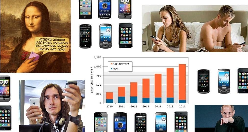 Мозговой штурм #7. Сегменты рынка смартфонов и влияние флагманов на пользовательский опыт