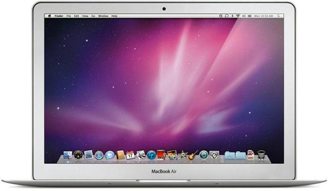 Macbook Air 13 - пристальный взгляд