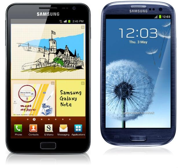 Впечатления от использования Samsung Galaxy S3 после Galaxy Note