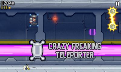 [Android] Jetpack Joyride - реактивный таймкиллер с блэкджеком и свиньями!