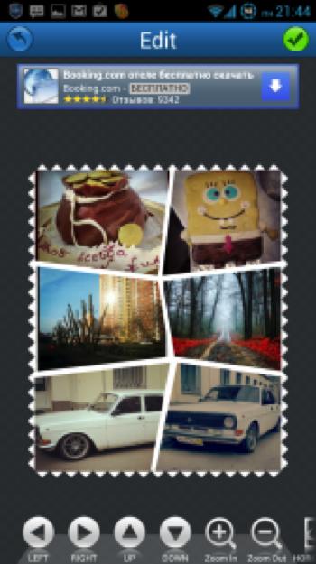 [Песочница] Photo Grid для Android и iOS – поможет сделать ваши фотографии незабываемыми