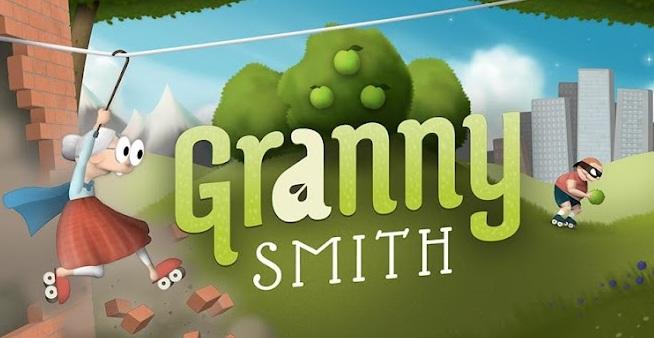 [Видео] Игры для Андроид #1 - Granny Smith