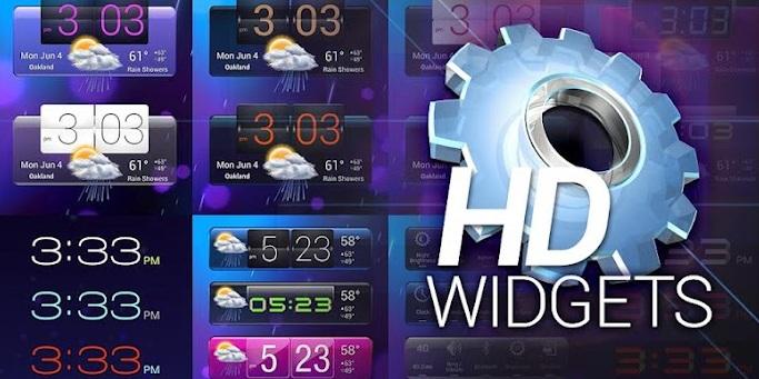 [Видео] Полезный софт для Android #14 - HD Widgets