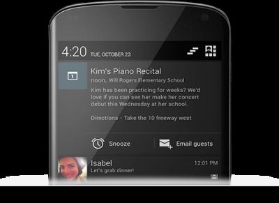 Android 4.2 и обновление линейки Nexus. Ураганная презентация Google: больше, быстрее, дешевле