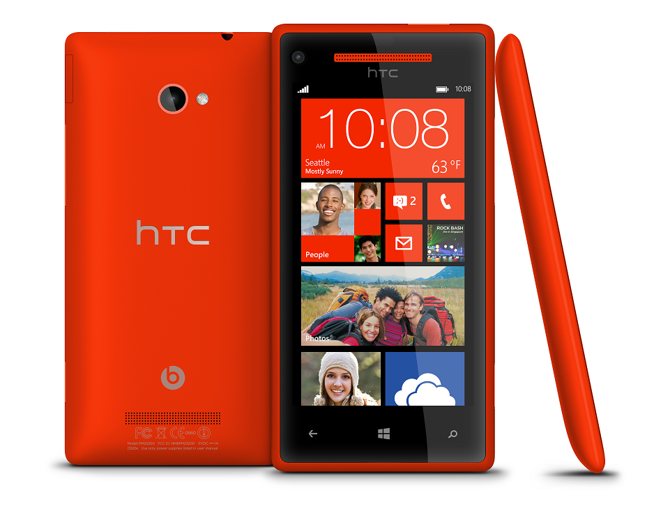 Отчет и впечатления о киевской презентации HTC Windows Phone 8X и 8S