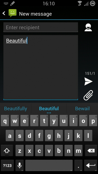Note 2 Theme