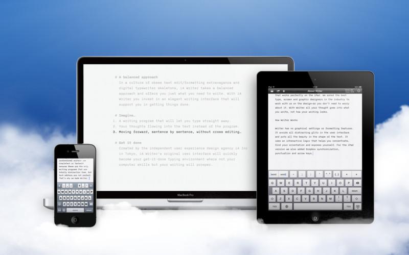 [Песочница] iA Writer - Лучший редактор на iOS?