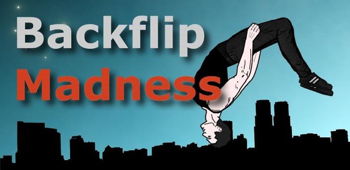 Backflip Madness - сальтомания