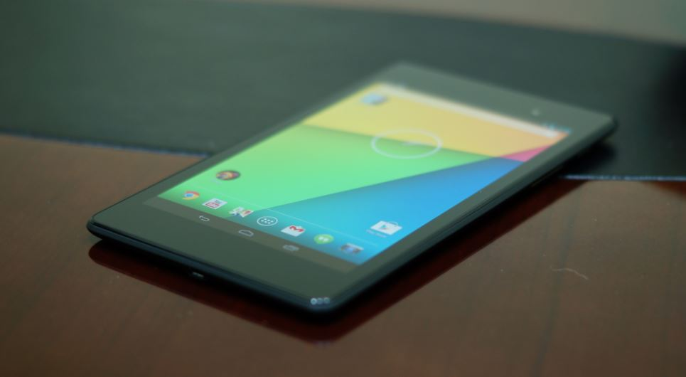 Знакомство с обновленным Nexus 7