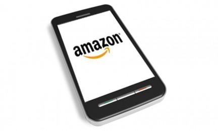 Прототип Amazon Smartphone