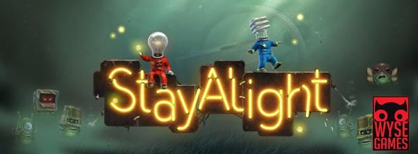 Stay Alight! logo