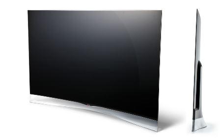 LG Curved OLED TV 03