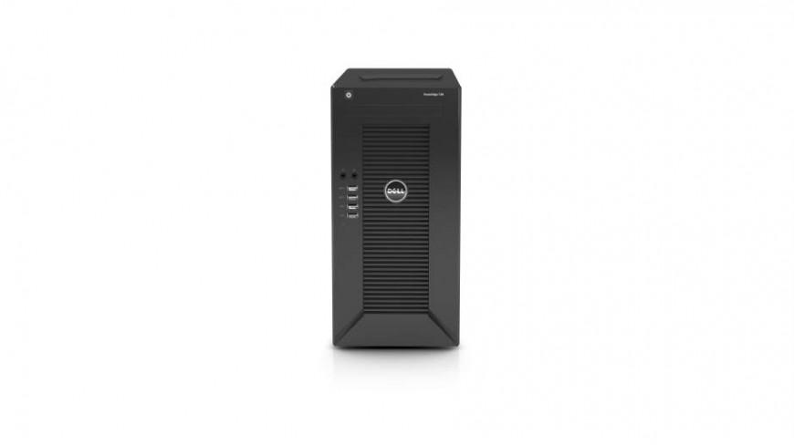 Компания Dell представила компактный сервер PowerEdge T20