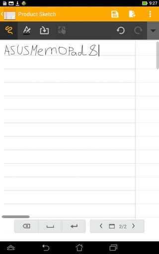 Asus Memo Pad 8 screenshot-6