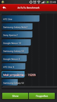 HTC Desire 601 screenshot-1