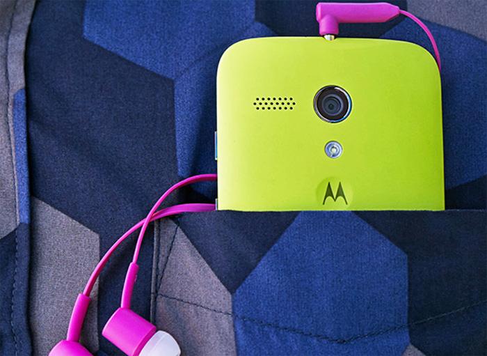 Motorola Moto G video 01