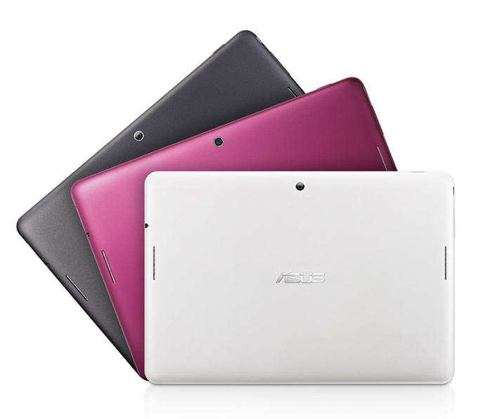 ASUS MeMO Pad 10 colours