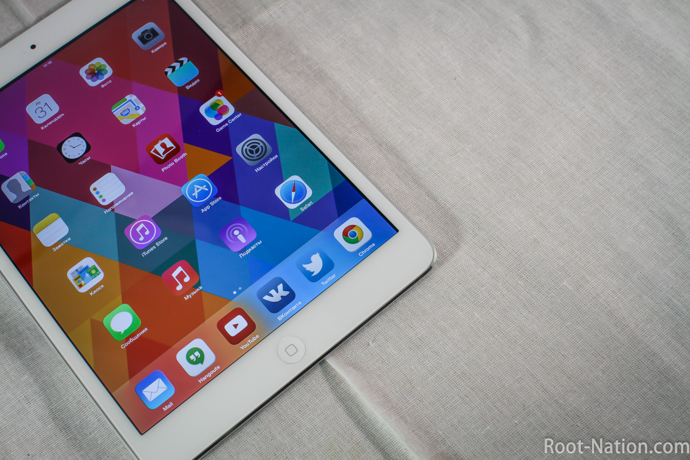 Обзор iPad mini with Retina Display
