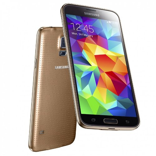 Galaxy S5 Brown