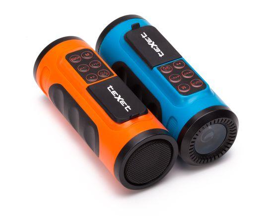 teXet DRUM – MP3-плеер для велосипедистов