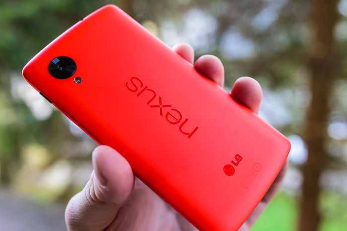 Google Nexus 5 «Bright Red» — какой он на самом деле?