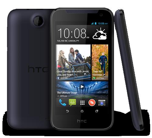 Компания HTC представила HTC Desire 310