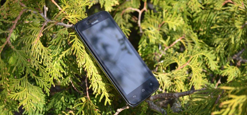 Обзор смартфона Huawei Ascend Y511