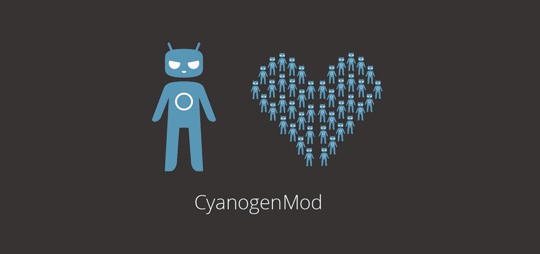 Установка прошивки cyanogenmod в android