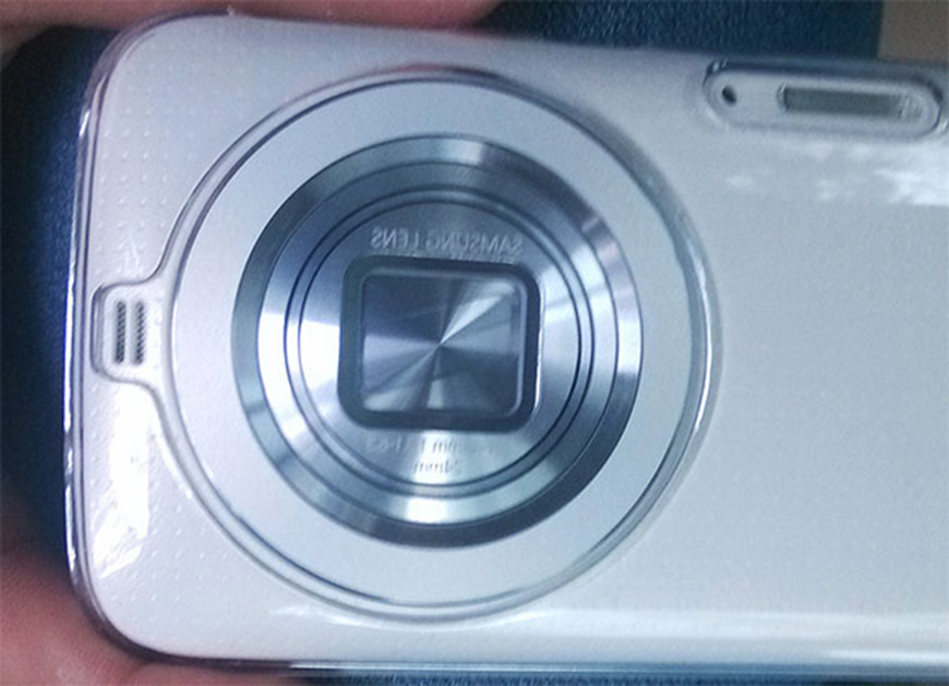 Фото камерофона Samsung Galaxy K Zoom