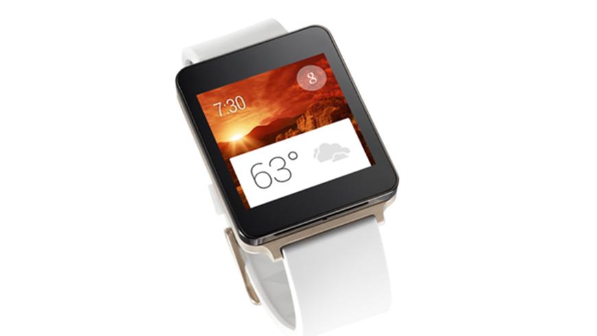 Часы LG G Watch могут поступить в продажу этим летом