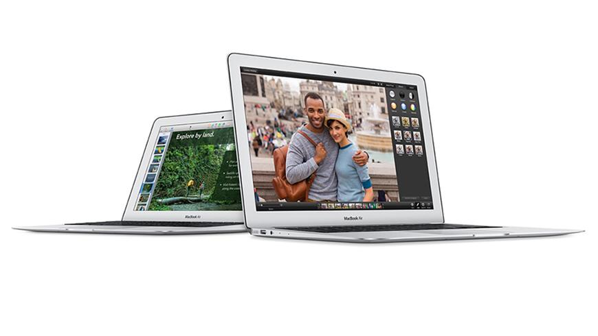 Apple обновила линейку MacBook Air