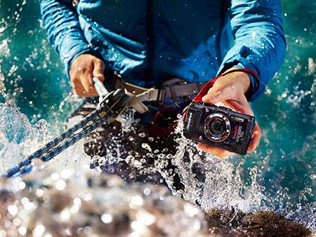 Представлена защищенная камера Olympus Stylus TOUGH TG-3