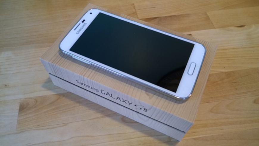 Компания Samsung отгрузила более 10 миллионов Galaxy S5