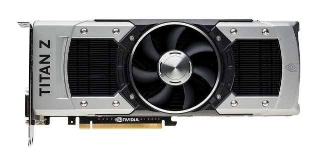 Представлена видеокарта Palit GeForce GTX TITAN Z с 12 ГБ памяти