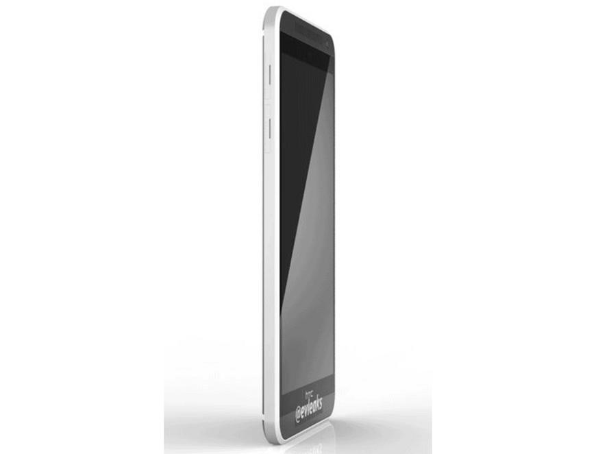 HTC One (M8) Prime появился на пресс-рендерах