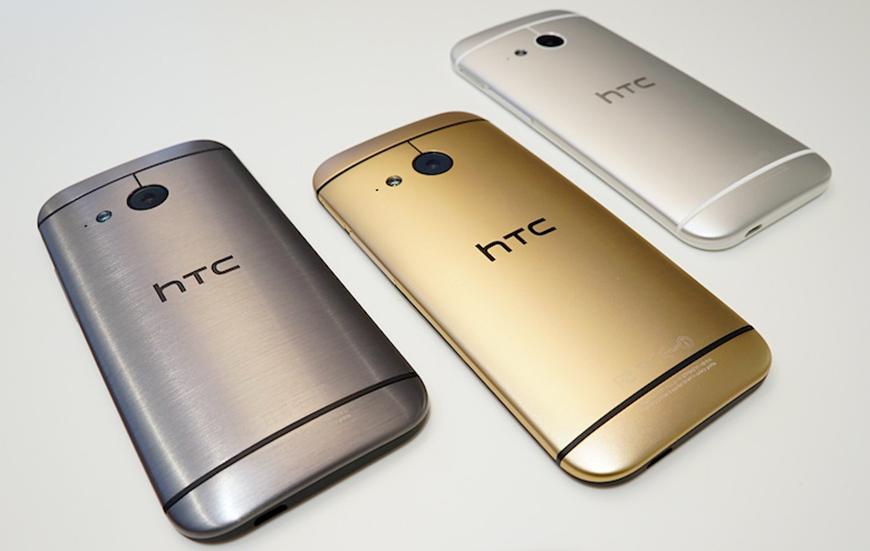 Смартфон HTC One mini 2 представлен официально