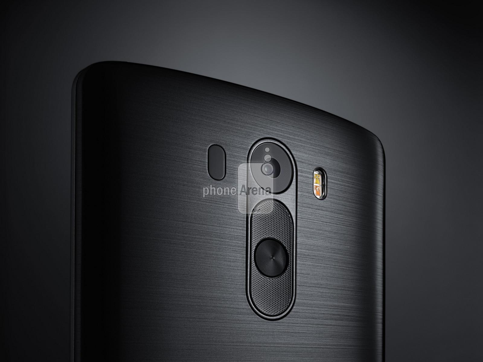 Пресс-фото LG G3