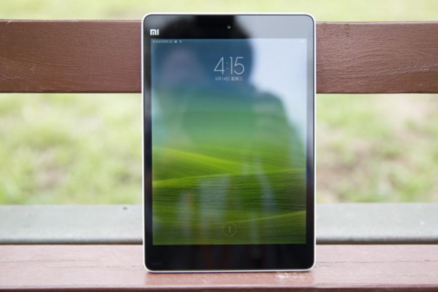 Xiaomi Mi Pad появился на «живых» фотографиях
