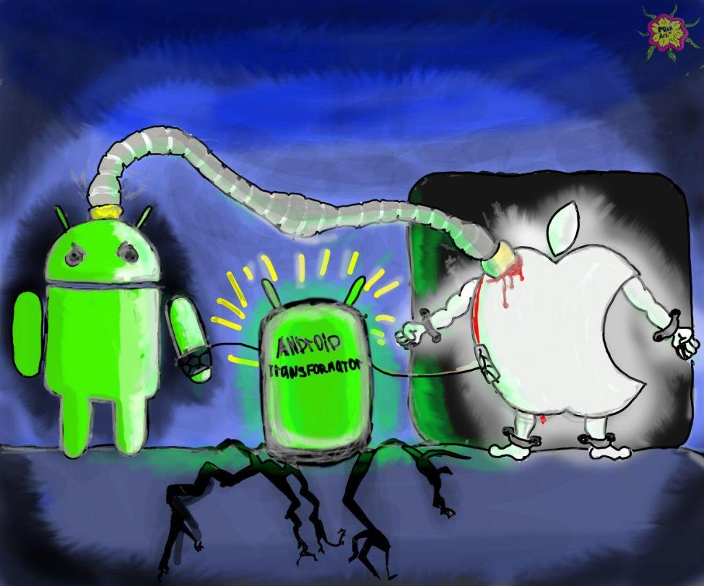 Тысячное мнение о первом iOS-устройстве от человека, чей мозг отравлен андроидом