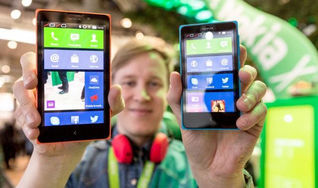 Nokia X, Nokia XL