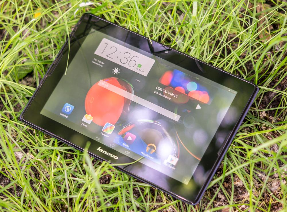 Обзор музыкального планшета Lenovo A7600