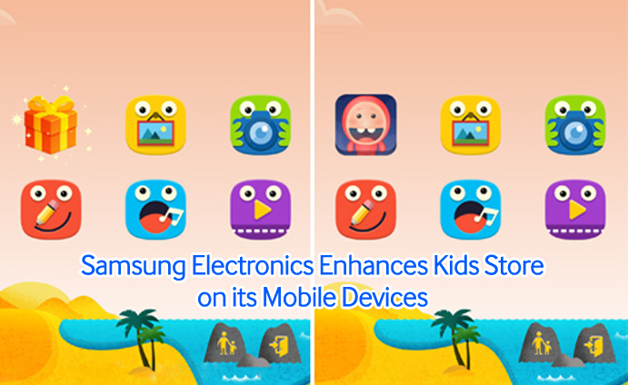 Samsung-Electronics-Enhances-Kids-Store-on-its-Mobile-Devices