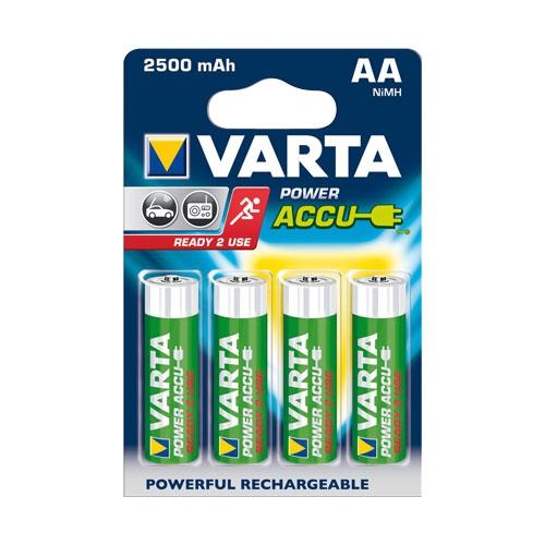 Varta AA 2500 mAh Ready 2 Use